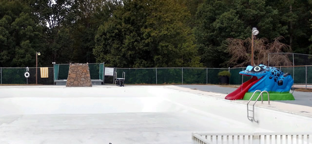 Swimming Pool Repair Statesville
